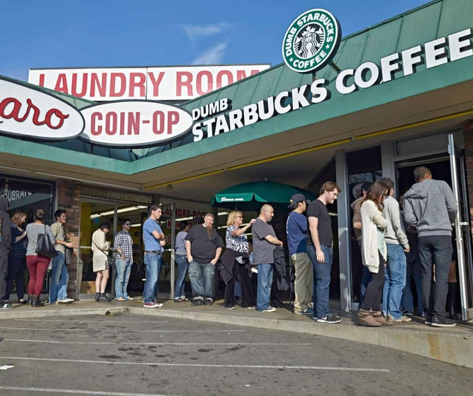 Dumb Starbucks – Fair Use And Parody Law