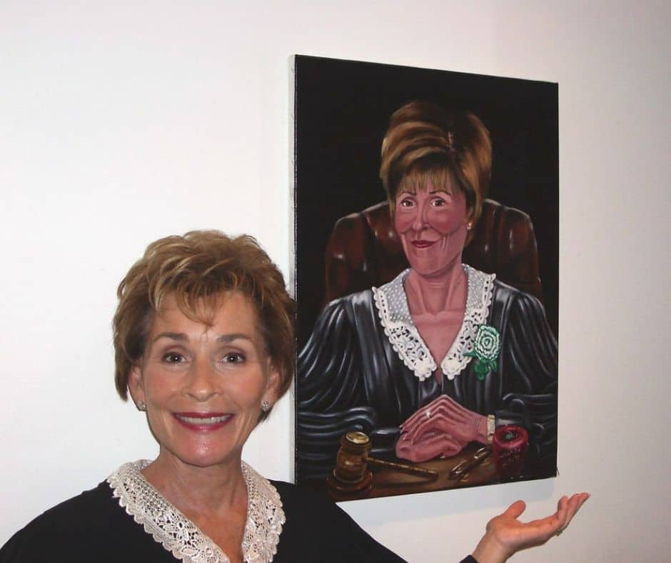 Is Judge Judy Enforceable? Or is The Entire Show Fake For TV?