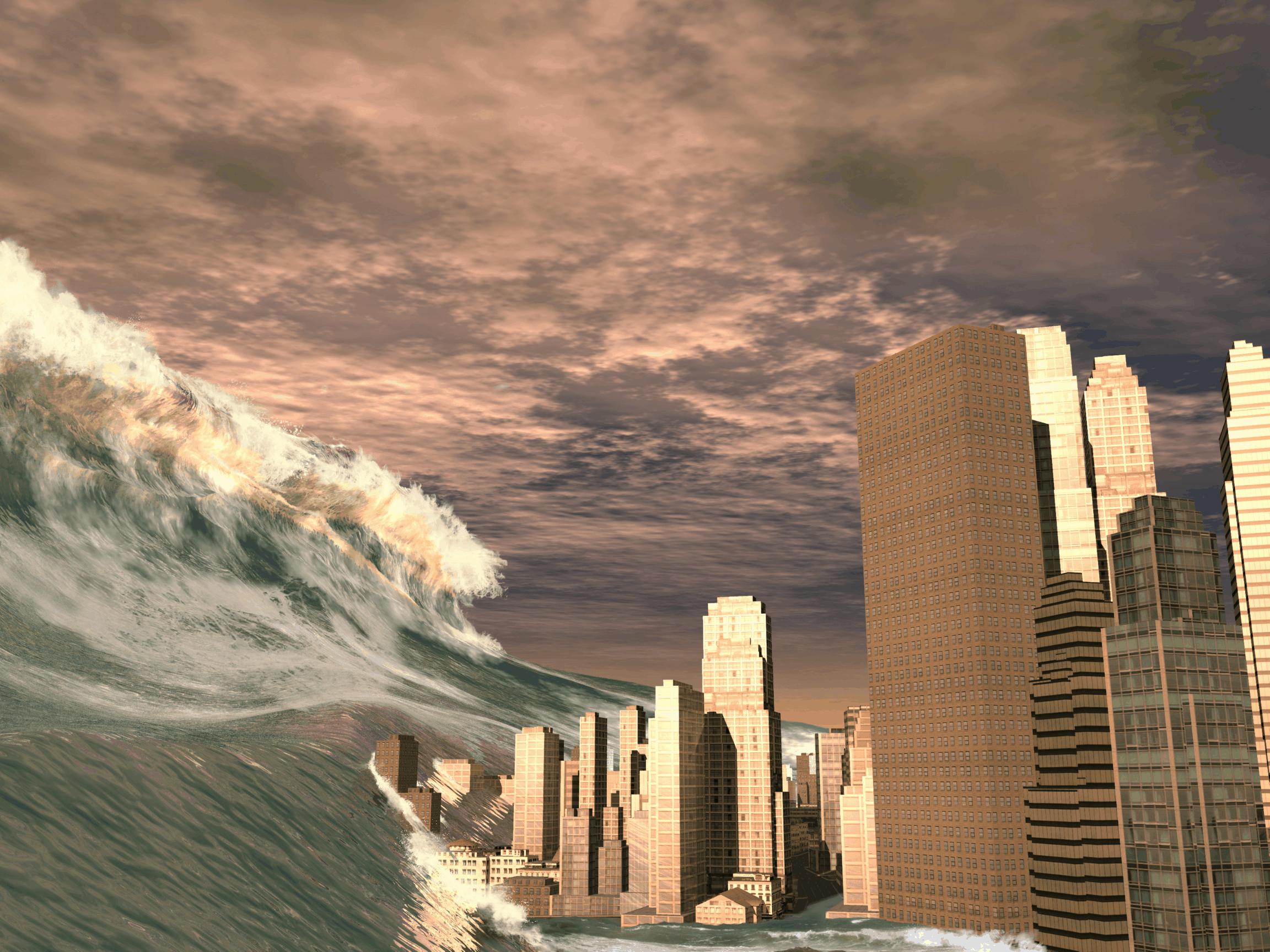 Prepare for a Tsunami of Bankruptcy