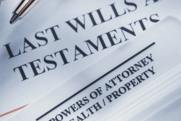 The Difference Between a Power of Attorney and a Will