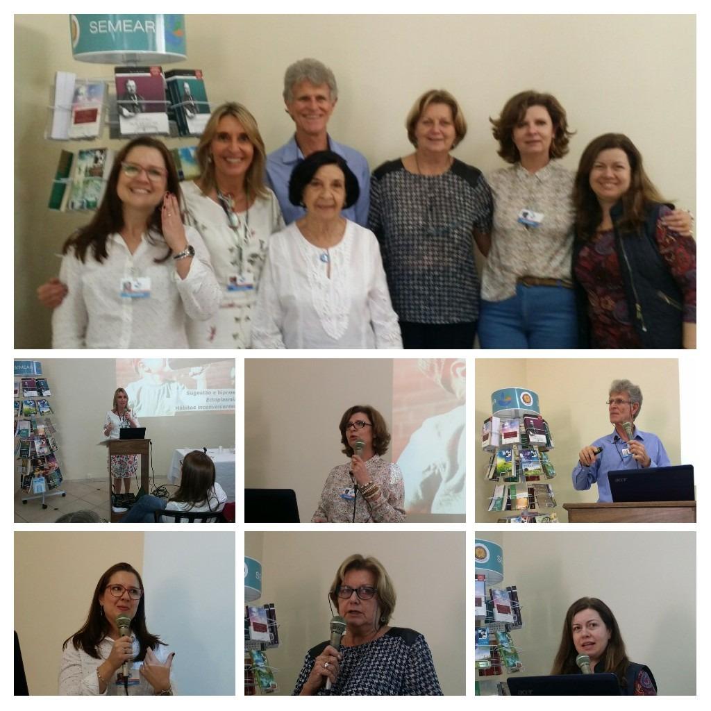 Seminário Diálogo com os Espíritos- Morada do Espírito Santo - Ribeirão Preto-SP
