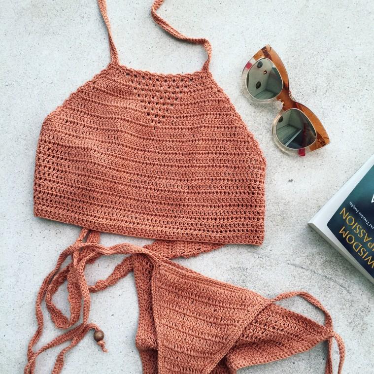 marianna hewitt blog flat lay bikini knit bathingsuit seafolly sunglasses blog bali travel w seminyak