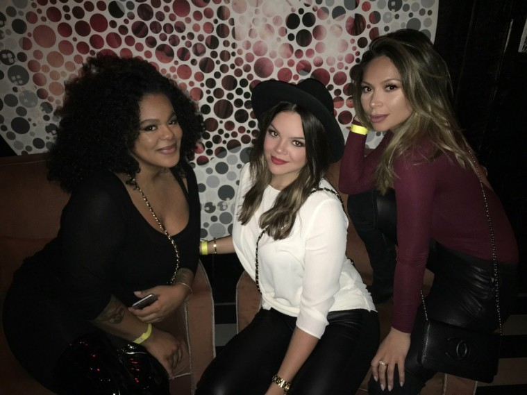 marianna hewitt jascmeen bush claire anderson photo up and down rihanna puma fenty after party