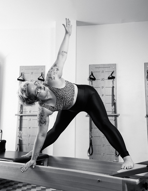 Pilates Worshop with Special Guest Anula Mailberg