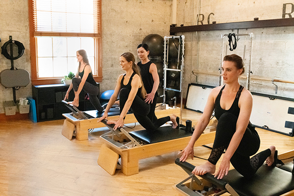 Pilates Group Equipment Classes Portland