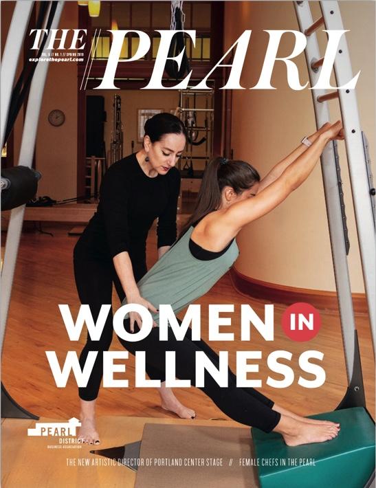 The Pearl - Women in Wellness
