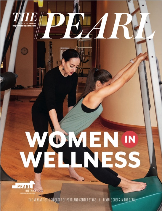 The Pearl - Women in Wellness