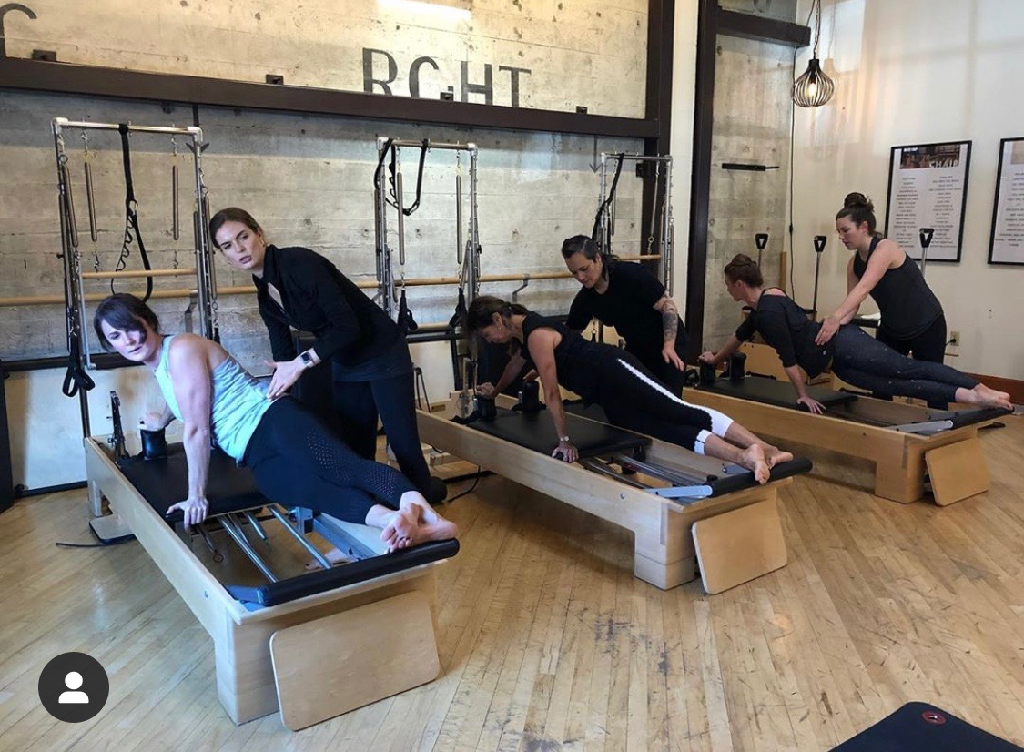 Pilates Pre-Training/Intensive Weekend