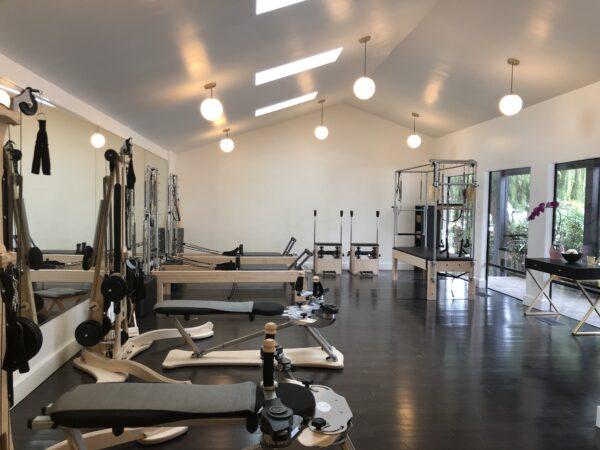 Pilates and Gyrotonics