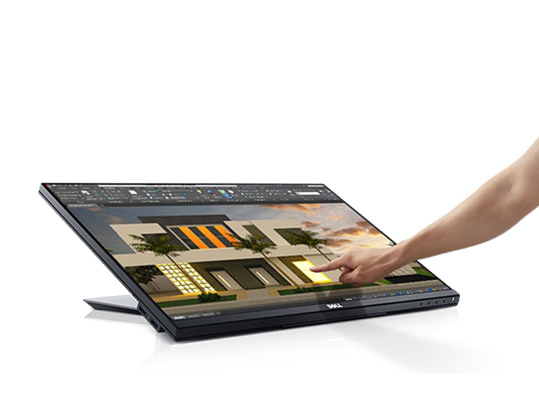 Dell UltraSharp 32 Ultra HD Monitor - UP3216Q