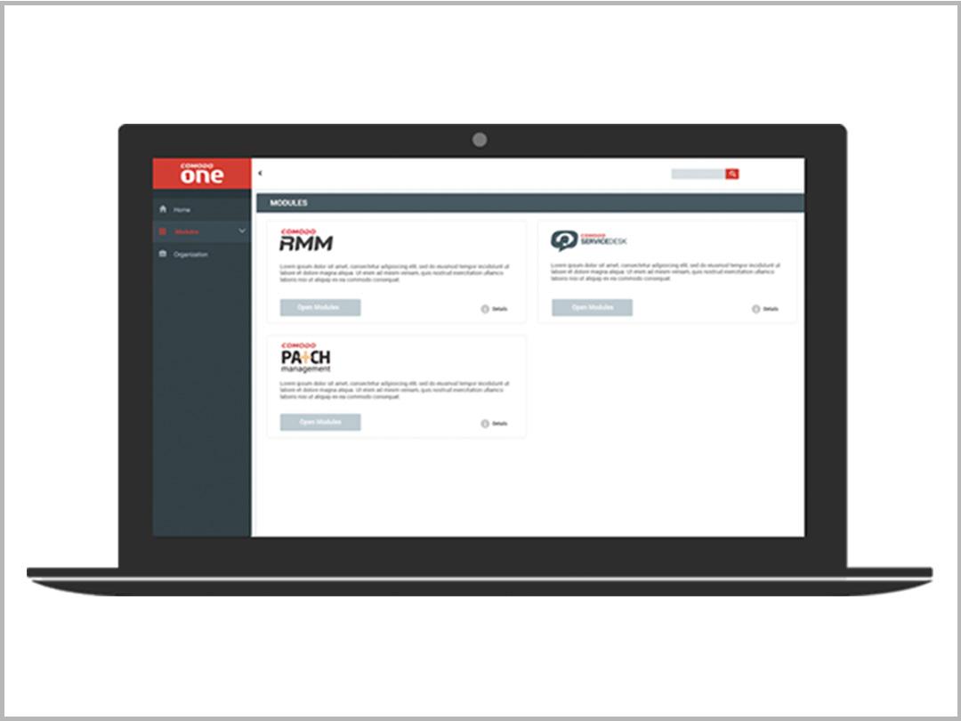 Comodo ONE IT Management Platform