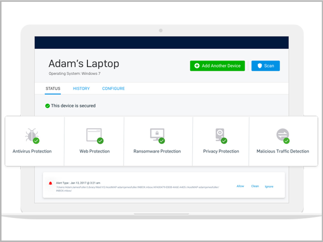 Sophos Home Business-grade cybersecurity. Now available for home users.