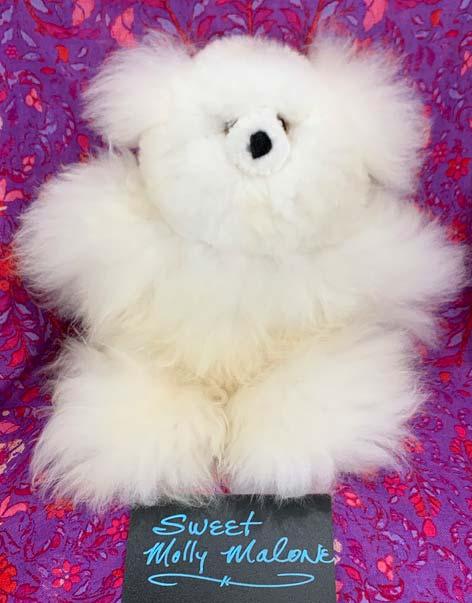 Alpaca bear Sweet Molly Malone