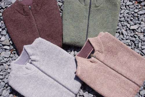 Women's Alpaca Vests