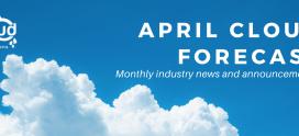 April Cloud Forecast