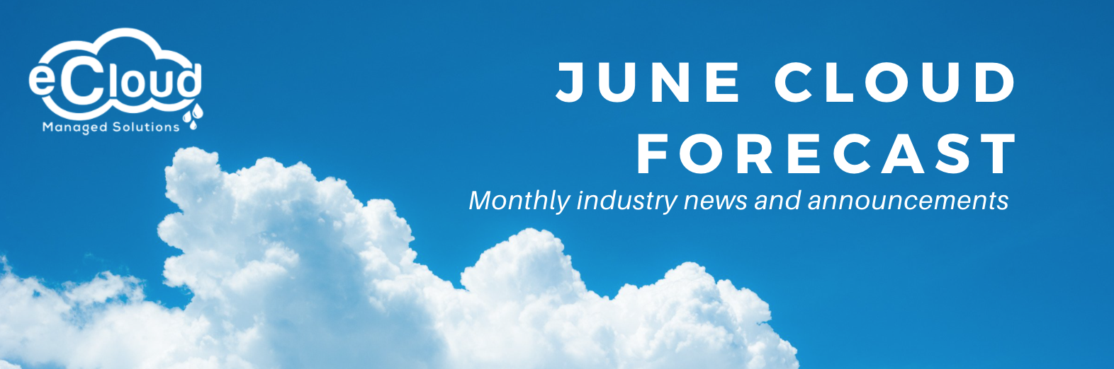 June Cloud Forecast