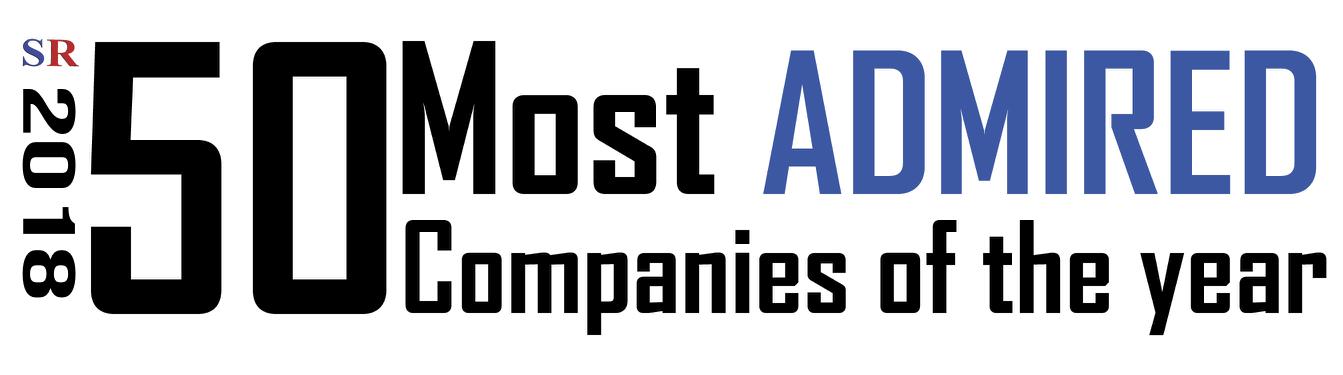 50 MostAdmiredCompanies of the Year – 2018