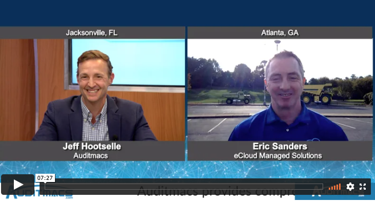 Tech Talk USA Interviews Eric Sanders
