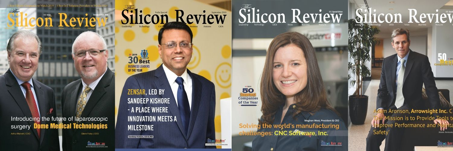 eCloud Named to 50 Most Admired Companies by Silicon Review