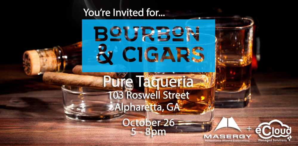 Event: Burbon & Cigars!