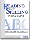 Reading & Spelling image