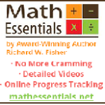 Math Essentials review ad