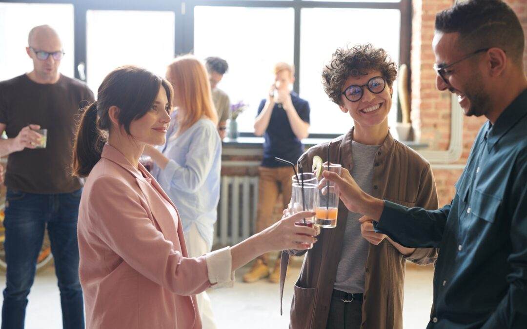 Four Ways to Create an Amazing Company Culture