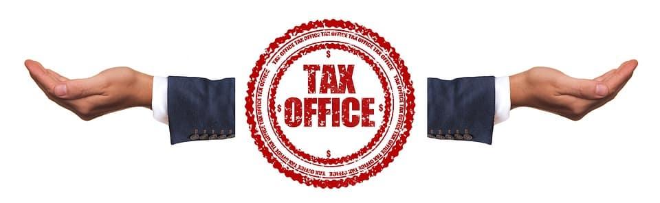Tax debt relief logo