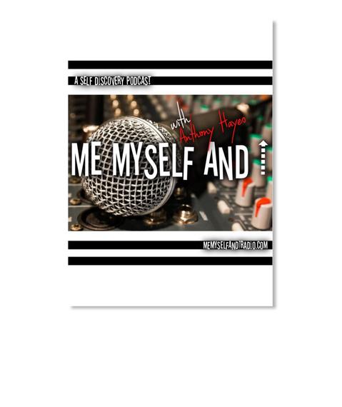 Me Myself and I Radio Podcast Sticker