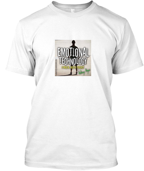 Emotional Technology Podcast Shirt