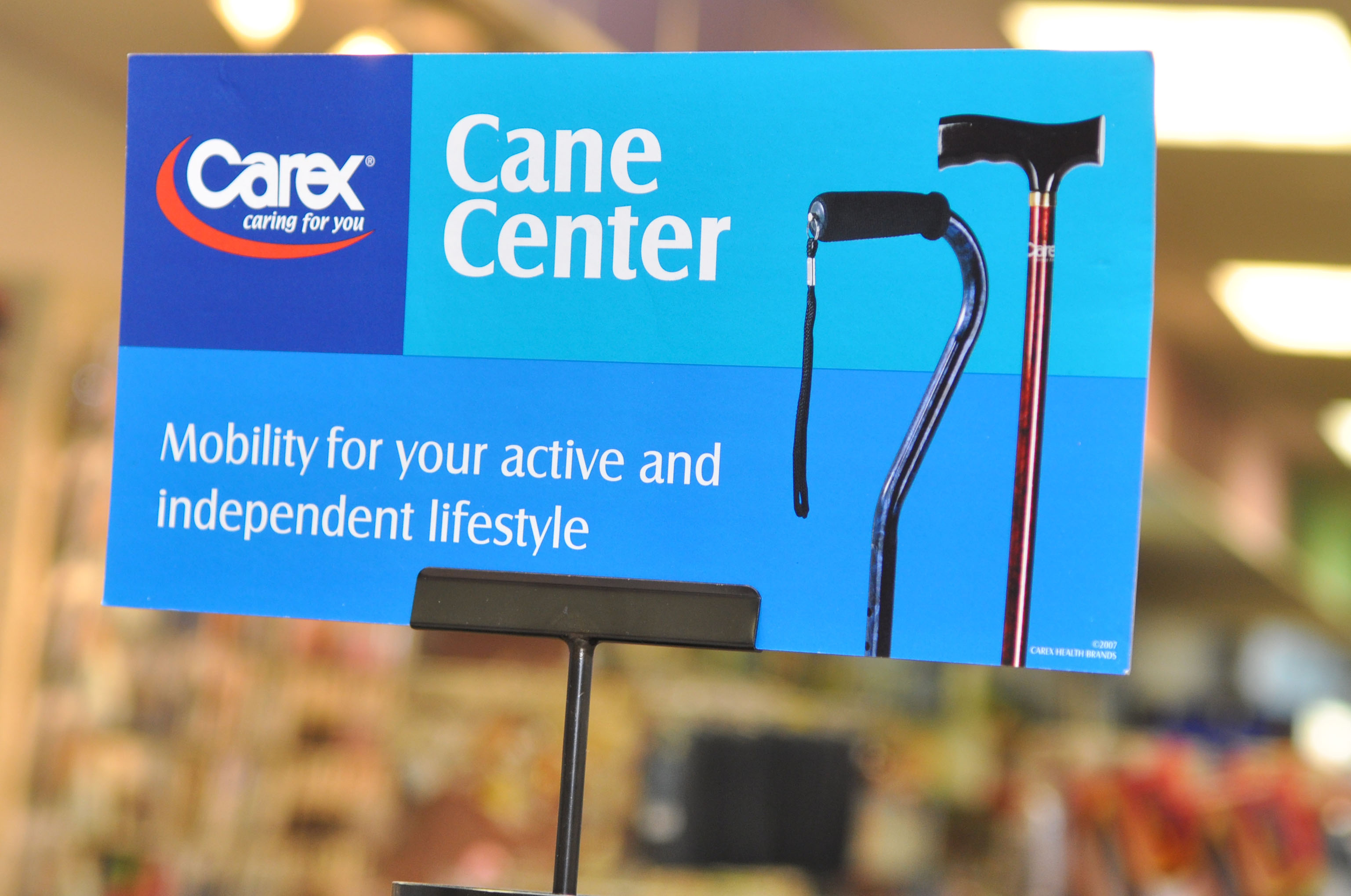 Mobility Products and Canes