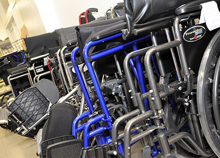 Wheelchairs for Elderly People
