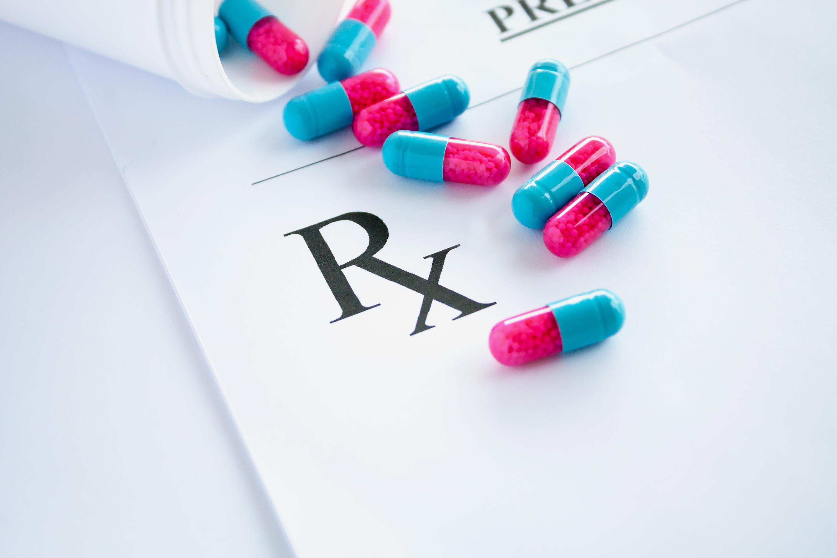 Pills with a Prescription