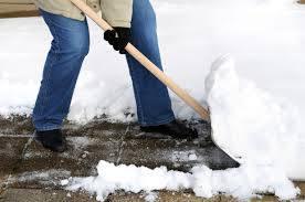 snowshovel