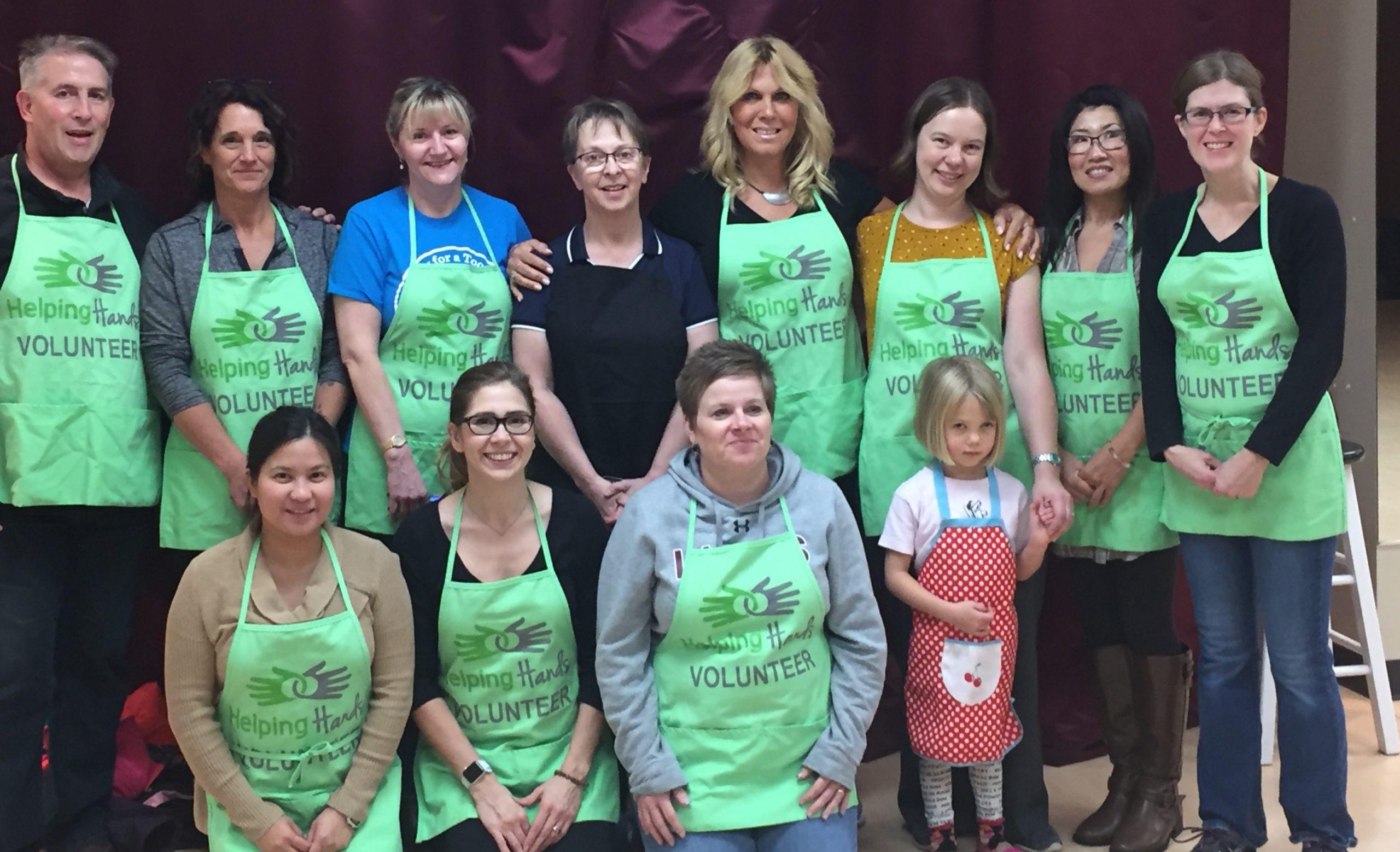 Thank You ATB Meal Team!!