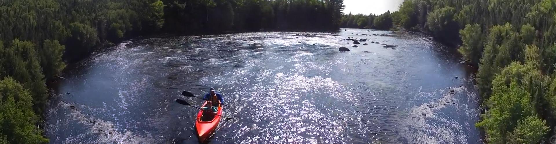 Float the Saint Croix River