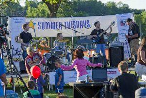 Stillwater, MN - SUMMER TUESDAYS - Outdoor Movies & Music - July, 2021 - Aug., 2021