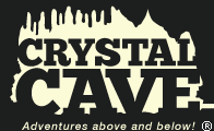 Crystal Cave – Spring Valley, Wisconsin
