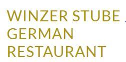 Winzer Stube German Restaurant