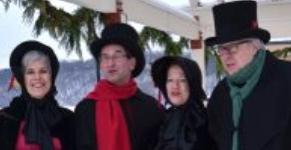 Stillwater, MN – Victorian Caroling on the Corners – November 28-December 20, 2020