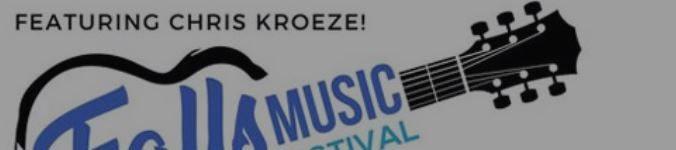 St. Croix Falls, WI – FALLS MUSIC FESTIVAL – August 28, 2021