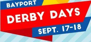 Bayport, MN - Derby Days - September 17- 18, 2021