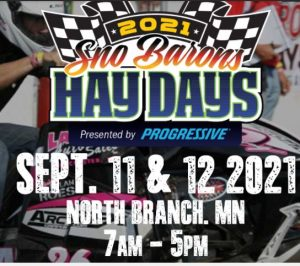 North Branch, MN - 54th Annual HAY DAYS - September 11-12, 2021
