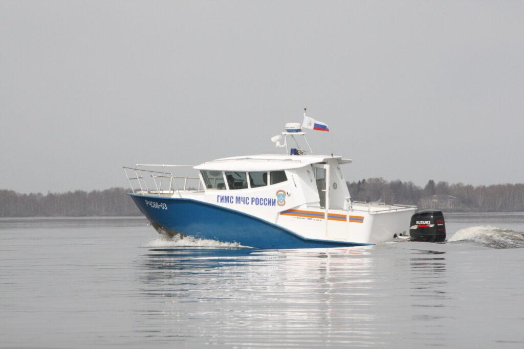 Rybinsk Harbor Patrol