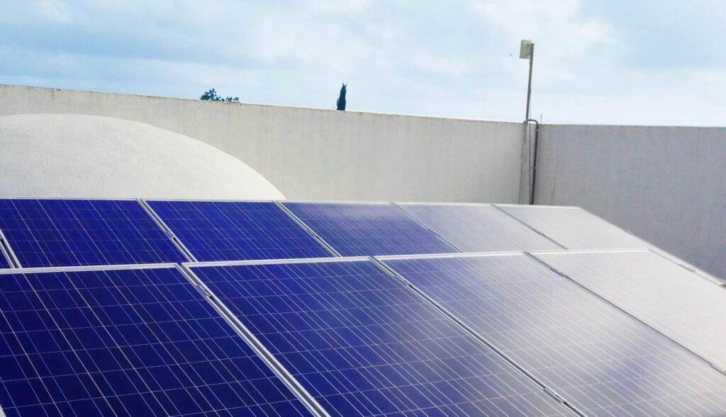 Transform Power services commercial solar panels