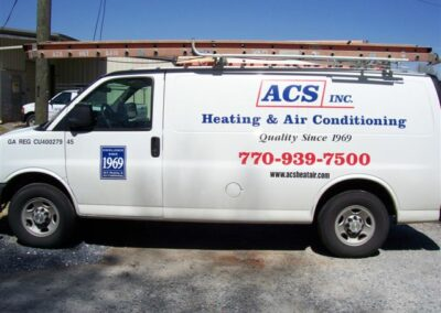 ACS Van Graphics