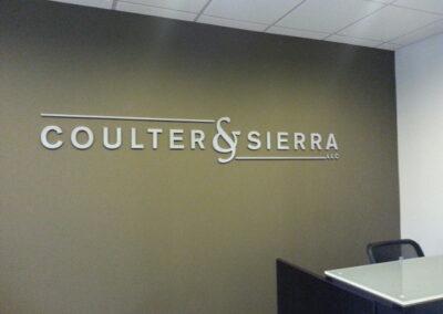 Coulter & Sierra Lobby