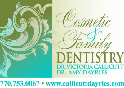 Cosmetic & Family Dentistry Sign