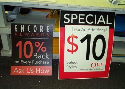 Encore sale posters