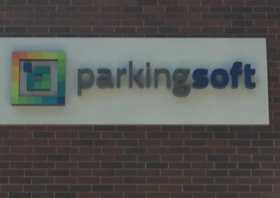 Exterior ParkingSoft close up